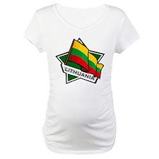 """""""Lithuania Star Flag"""" Shirt"""