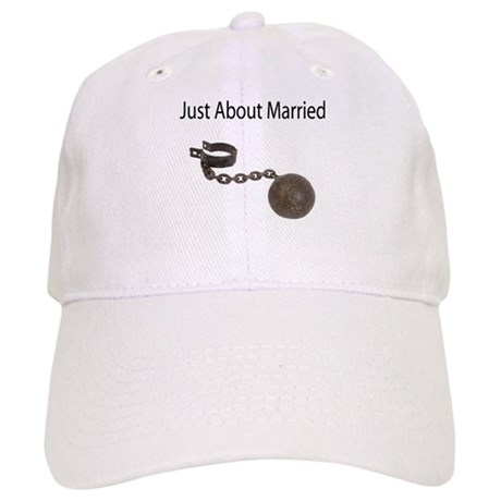 Just About Married Cap