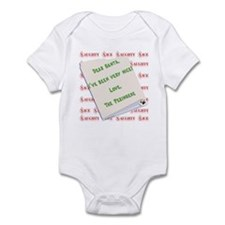 Pekingese Nice Infant Bodysuit