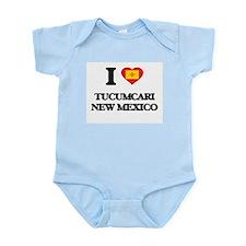 I love Tucumcari New Mexico Body Suit