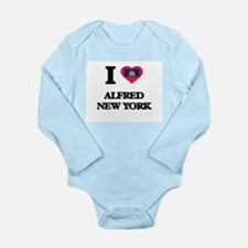 I love Alfred New York Body Suit