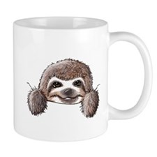 KiniArt Pocket Sloth Mug