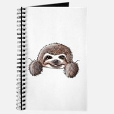 KiniArt Pocket Sloth Journal