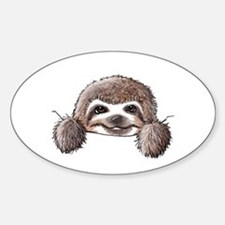 KiniArt Pocket Sloth Decal
