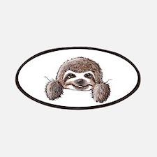 KiniArt Pocket Sloth Patch