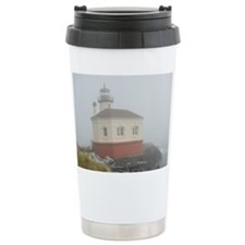 Coquille River Lighthou Travel Coffee Mug
