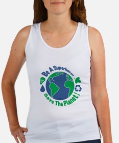 Earth Day Hero Tank Top