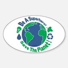 Earth Day Hero Decal