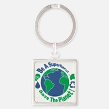 Earth Day Hero Keychains