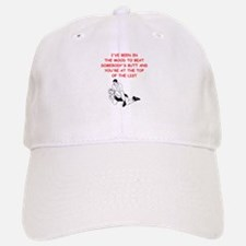 wrestling joke on gifts and t-shirts. Baseball Baseball Baseball Cap