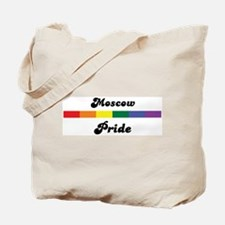 Moscow pride Tote Bag