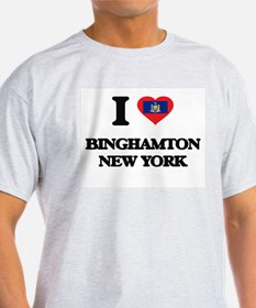 I love Binghamton New York T-Shirt