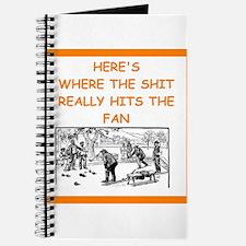 bocce joke Journal