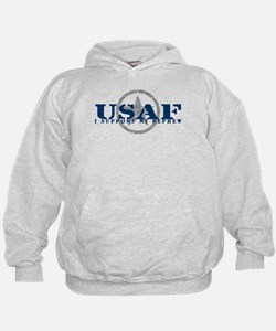 I Support My Nephew - Air Force Hoodie