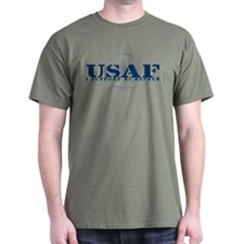 I Support My Nephew - Air Force T-Shirt