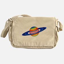 Saturn Messenger Bag