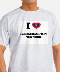I love Bridgehampton New York T-Shirt