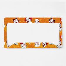 Clowns License Plate Holder