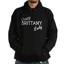 Crazy Brittany Lady Hoody