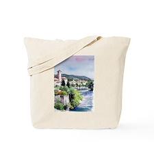 Friuli Hilltown Tote Bag