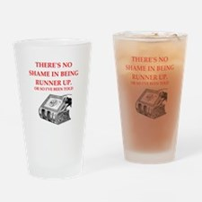 word games Drinking Glass