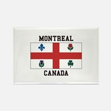 Montreal Canada Magnets
