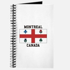 Montreal Canada Journal