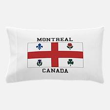 Montreal Canada Pillow Case