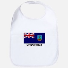 Monserrat Flag Bib