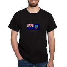 Monserrat Flag T-Shirt
