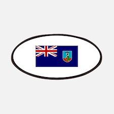 Monserrat Flag Patch