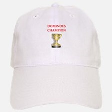 dominoes joke Baseball Baseball Baseball Cap