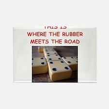 dominoes joke Magnets