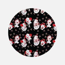 Clowns Button