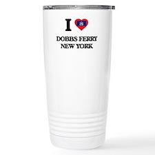 I love Dobbs Ferry New Travel Mug