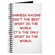 harness racing joke Journal