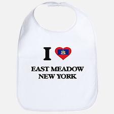 I love East Meadow New York Bib