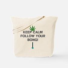 Follow Your Bong Tote Bag