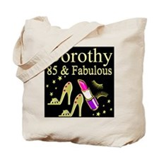 FABULOUS 85TH Tote Bag