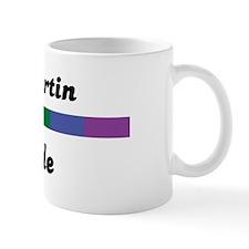 St Martin pride Mug