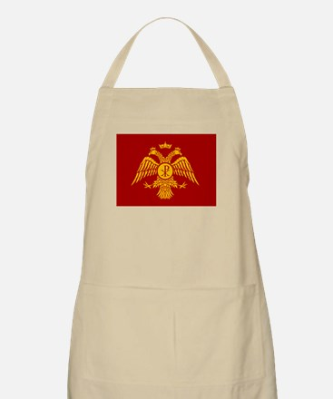 Eastern Roman Empire Flag Apron