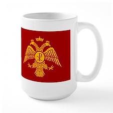 Eastern Roman Empire Flag Mugs
