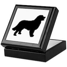 Bernese Mountain Dog Keepsake Box