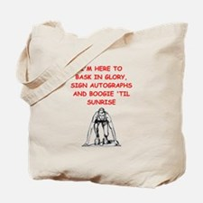 sports joke Tote Bag