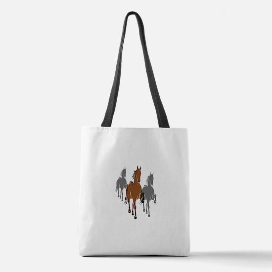 Trinity Sienna Polyester Tote Bag