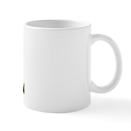 I Love ASL and Being Irish! Mug