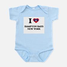 I love Hampton Bays New York Body Suit