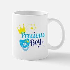 Precious boy crown Mugs
