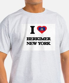 I love Herkimer New York T-Shirt