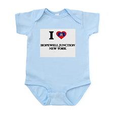 I love Hopewell Junction New York Body Suit
